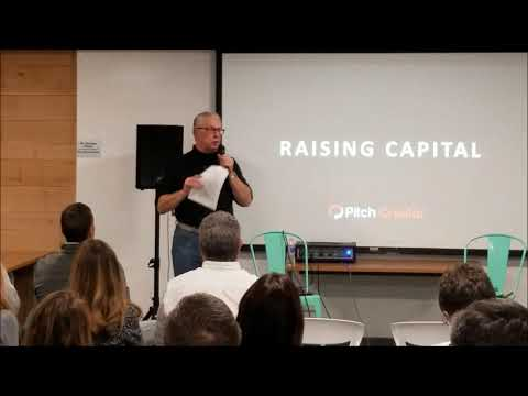 Startup Grind, Columbia, Hosts a Workshop with Jason Tagler founder of Pitch Creator