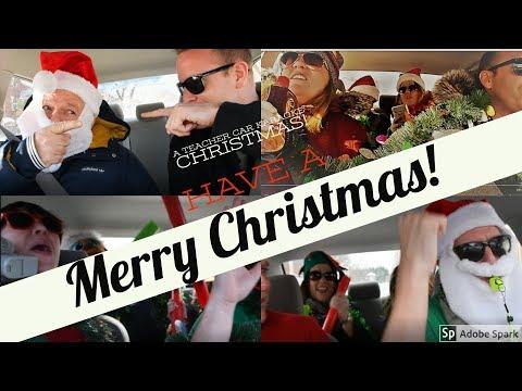 A Hilarious Carpool Karaoke Christmas!