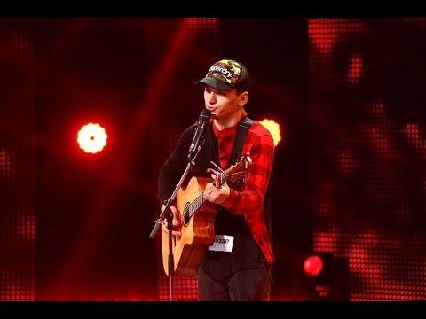 Adrian Negru, compoziție proprie. Vezi interpretarea concurentului la X Factor