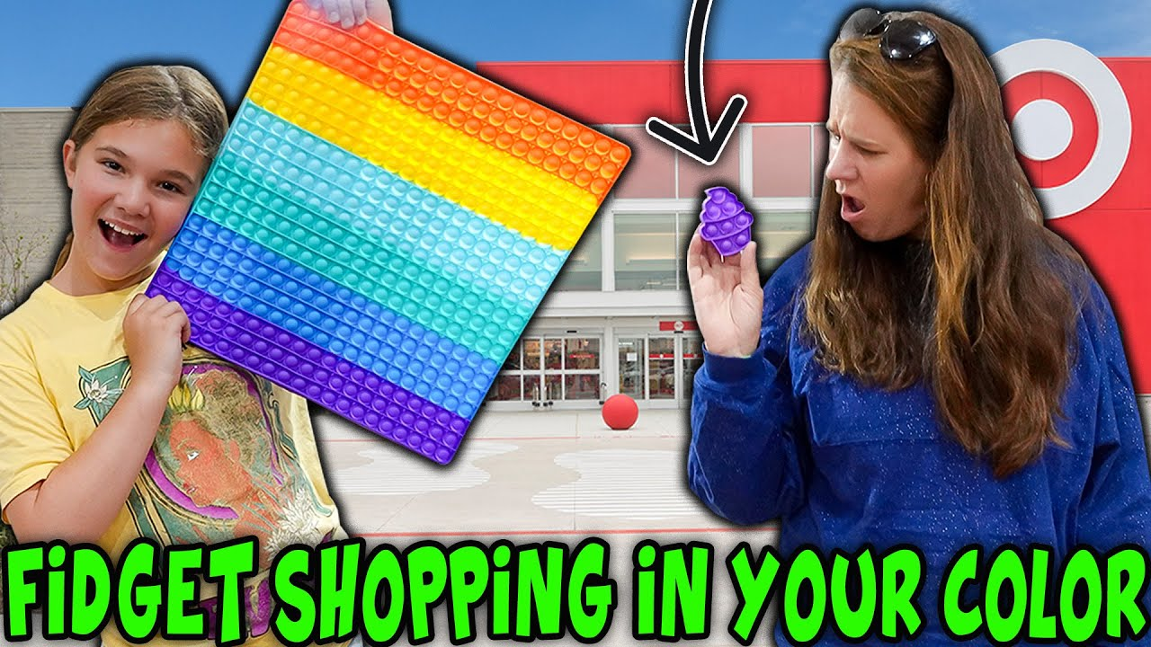 Download Buying Pop It Fidgets In Your Color Only!