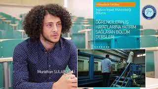 Gazi Üniversitesi İngilizce İnşaat Mühendisliği Bölümü Tanıtımı