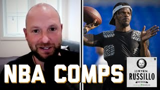 Lamar Jackson Is Rudy Gobert, and Other NFL-NBA Comps | The Ryen Russillo Podcast
