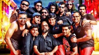 Thaikkudam Bridge Fish Rock Show At Bangalore 2015 HD