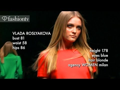 Models - Bianca Balti + Vlada R. + Julija S. - Fall 2011 Fashion Week | FashionTV - FTV