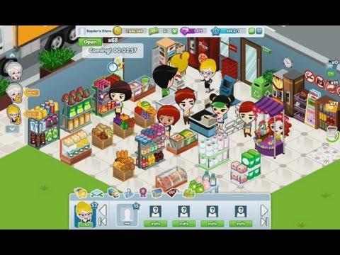 Marketland - gameplay