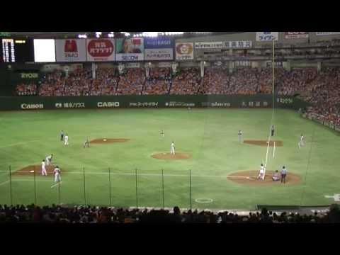 【ジャイアンツ】Gフレア 小林誠司 「巨人1イニング 12得点」その①