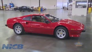 1981 Ferrari Recovered After 29 Years