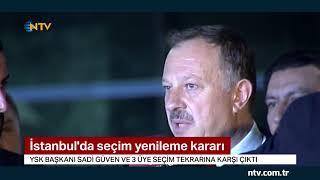 İstanbul seçimi yenileniyor (Yenileme seçimi 23 Haziran'da yapılacak)