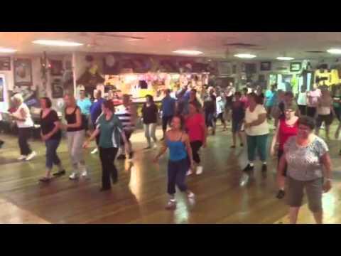Illawarra line dancing
