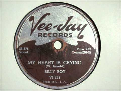Billy Boy Arnold - My Heart Is Crying