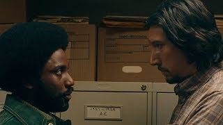 'BlacKkKlansman' Trailer