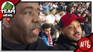 Napoli v Arsenal | Team Line-Up ft. Troopz