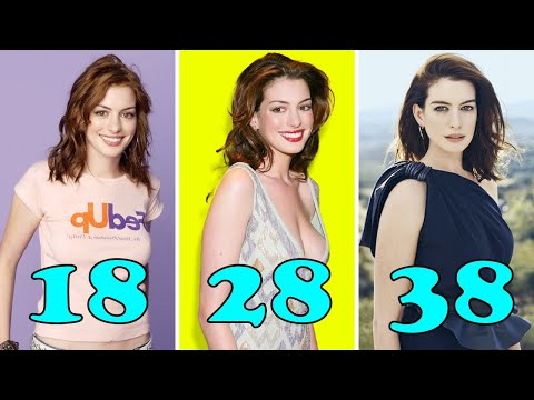 Download Anne Hathaway Transformation ★ From Baby To 2021