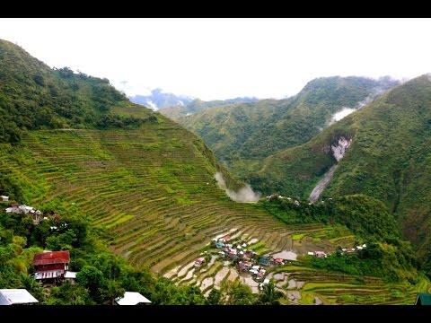 Philippines: Batad Rice Terraces