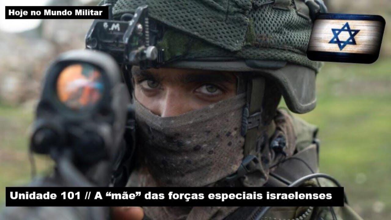 """Download Unidade 101 – A """"mãe"""" das forças especiais israelenses"""