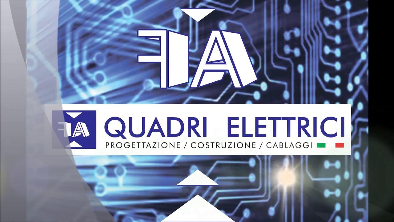 Schema Quadro Elettrico Per Pompa Sommersa Trifase : Fa quadri elettrici di francesco allegro quadri elettrici