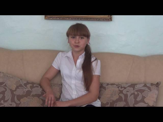 Арина Кузюк читает произведение «Призраки» (Бунин Иван Алексеевич)