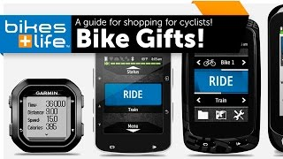 Bike Gift Guide - Garmin Bike Computers and Fitness Watches