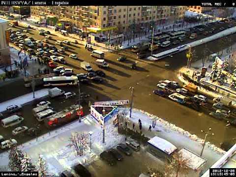 ДТП Ленина Энгельса 26 12 2012 13 11 13