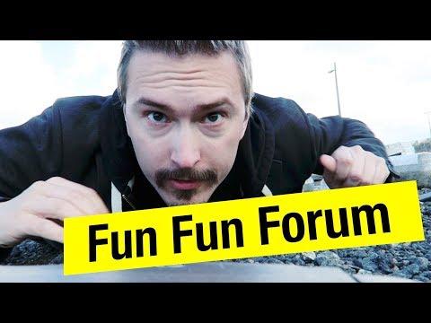 Be friendly and have fun (Welcome to Fun Fun Forum)