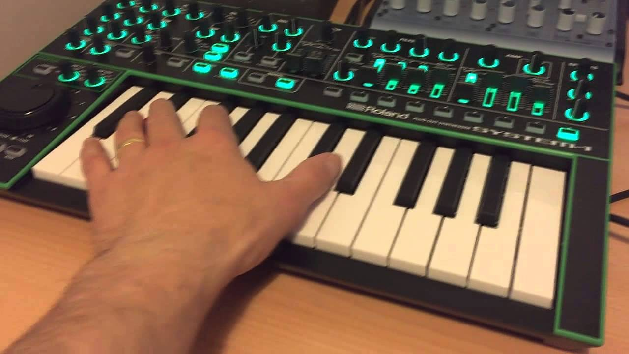 Aira System 1 Promars Plug Out Depeche Mode Vince Clarke