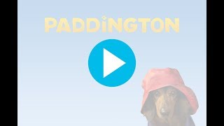 making of: PADDINGTON