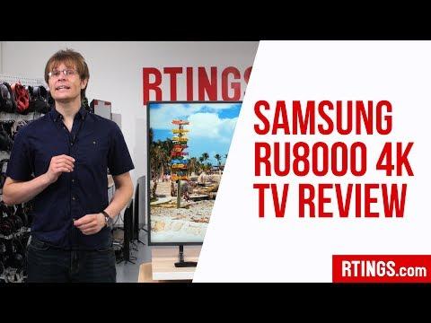 Samsung RU8000 4k TV Review - RTINGS.com