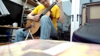 Astor Piazzolla - Verano Porteño (Played by Freddy Walsh)
