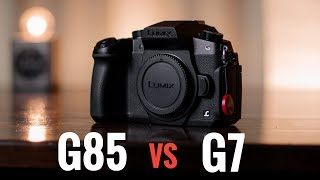 I bought a G85. Why I'm Keeping the G7 (Mid 2018 Edition)