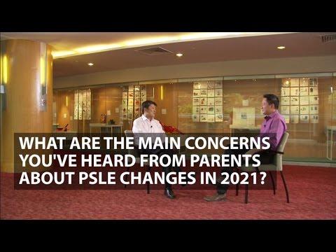Ng Chee Meng Addresses Parents' PSLE Concerns   Talking Point   CNA Insider