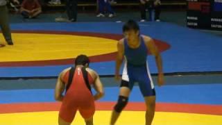Freestyle Wrestling 74kg - Iran pins Taiwan