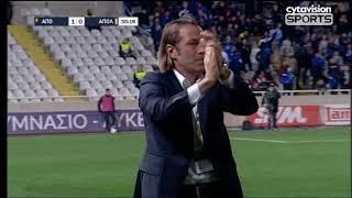 بالفيديو: التعمري يسجل هدفين في انتصار ابويل الكبير ضمن الدوري القبرصي
