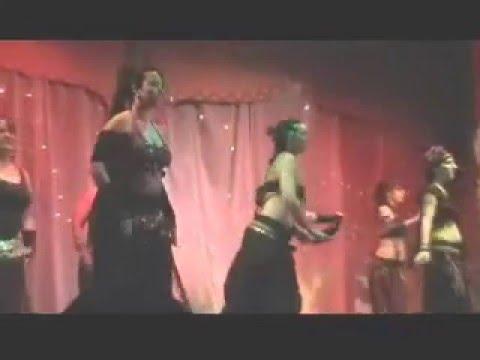 Arabian Paradise tribal dance