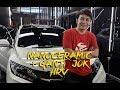 Vlog Kinclong Dengan Nanoceramic - Ganti Jok Honda Hrv - Nfs - Nathan Fingerstyle - Suave Agjok