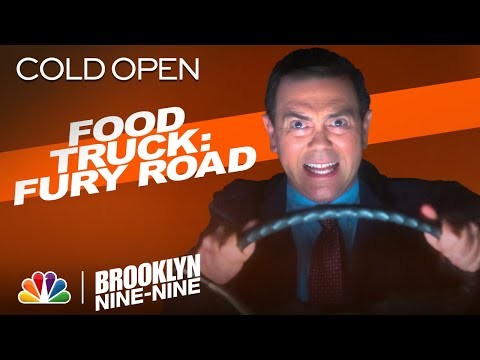 Cold Open: Boyle Gets Aggressive for a Parking Spot - Brooklyn Nine-Nine
