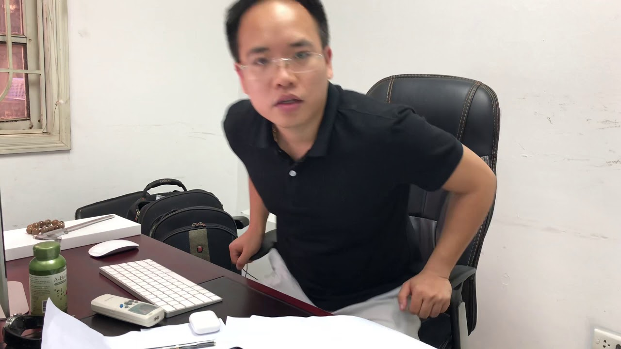 Vương Mạnh Hoàng – Khoá đào tạo Facebook Marketing thực hành
