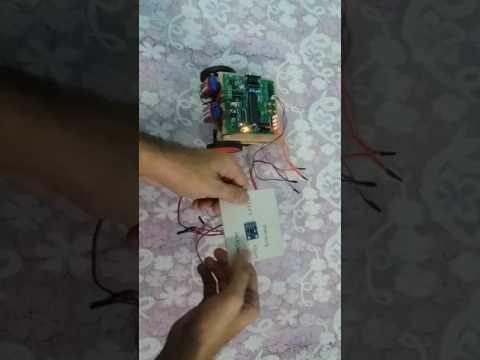 Skyfi Labs Online Course - Gesture Based Robotics -Siddhant Kumar