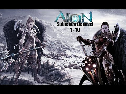 Aion Free To Play Gameplay Español | Nivel 1 – 10