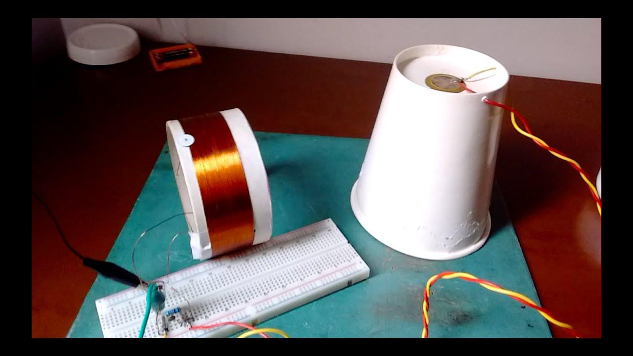 Como hacer una radio de cristal galena construcci n y for Como construir una biopiscina