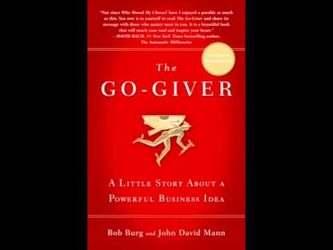Bob Burg Bestselling Author of The Go-Giver