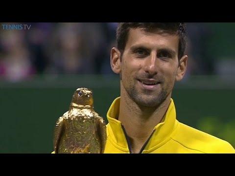 [HD] Novak Djokovic vs. Rafael Nadal | Final Doha 2016 [Highlights]