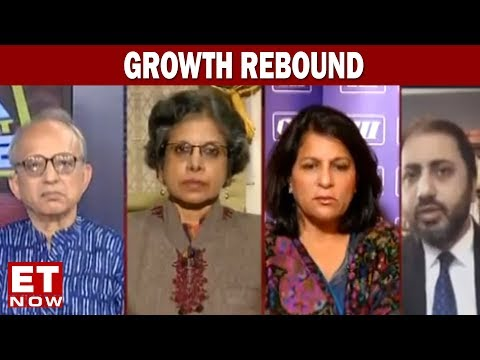 India Development Debate | Growth Rebounds | Q2 FY18 GDP growth at 6.3%