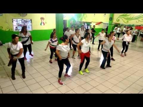 karla zamorano  -- coreografia jarabe tapatio