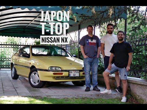 JAPON T-TOP | 1993 NISSAN NX