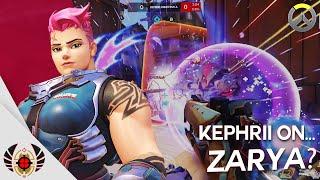 Kephrii on.. Zarya?