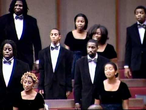 How Can I Keep From Singing - Oakwood University Aeolians