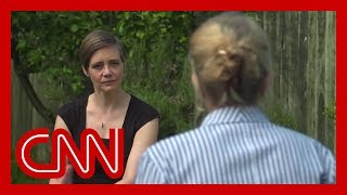 Coronavirus vaccine trial volunteers speak to CNN