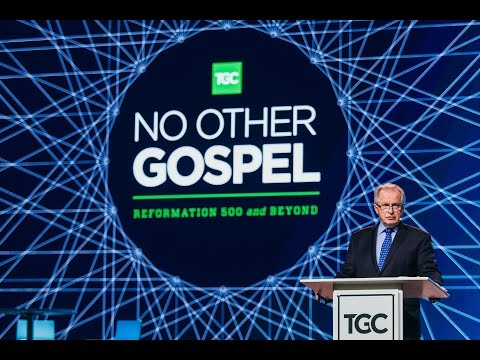 "[Session 6] Don Carson —""The Gospel of Grace: How to Read the Bible, Part 2"" (Galatians 4)"