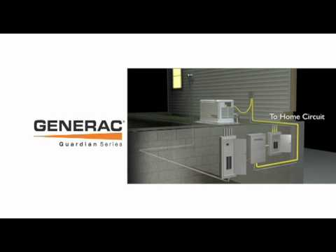 How Does It Work - NH Generator Installation  and Service - DST Electric - NH Generator Dealers