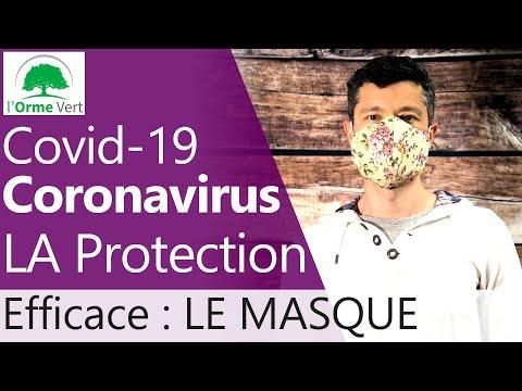 Coronavirus, Covid-19 | Comment se protéger efficacement et éviter de contaminer les autres ? [2020]